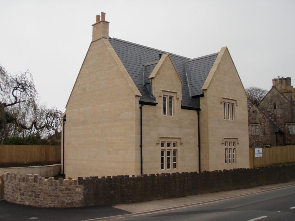 Ashlar House