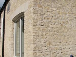 Building stone example