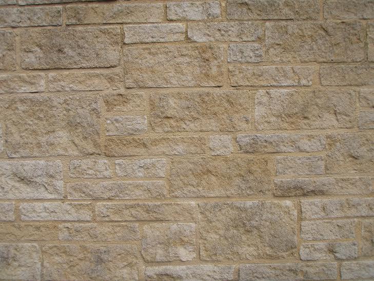 Stone wall example